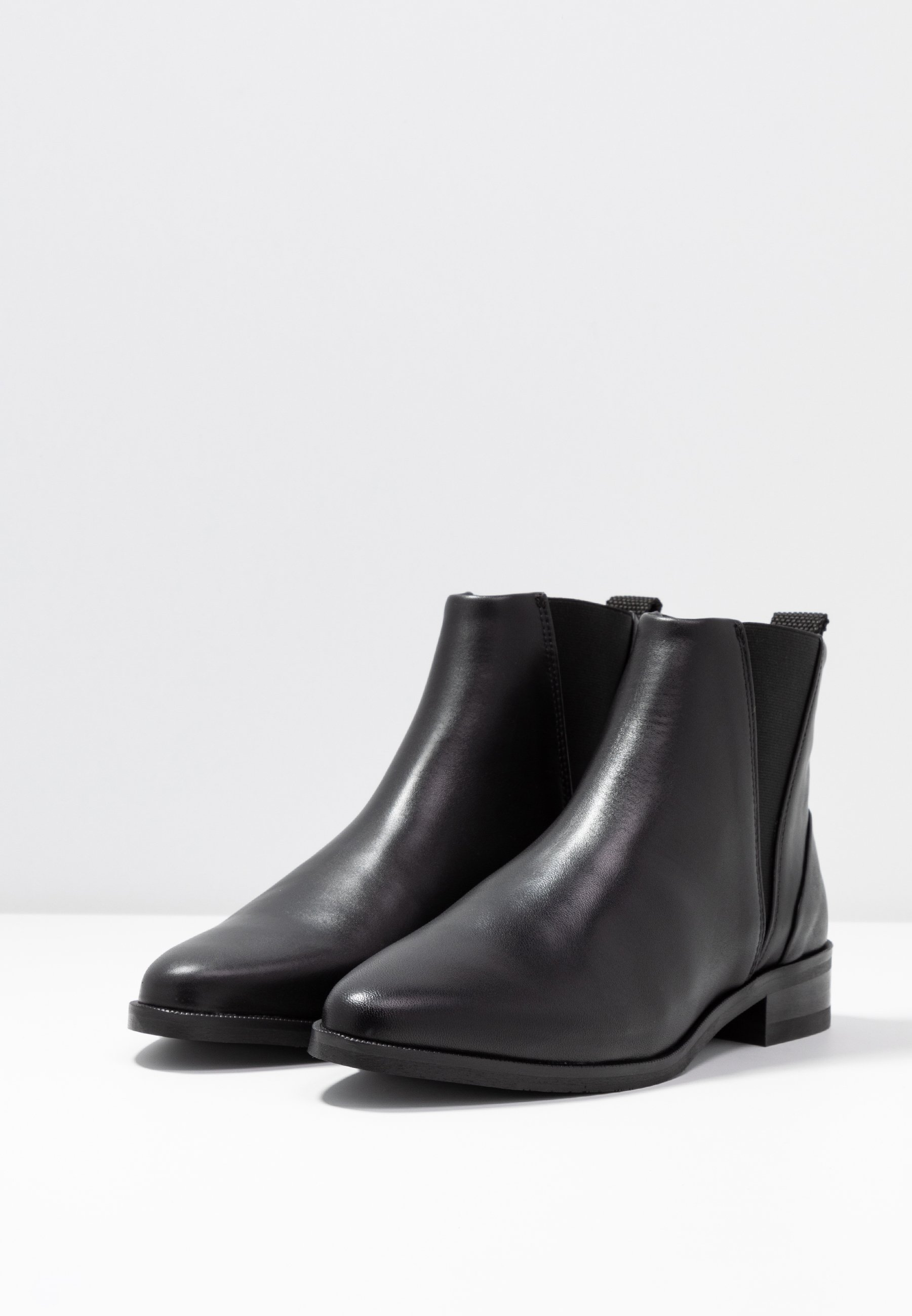 Royal RepubliQ PRIME CHELSEA - Boots à talons black