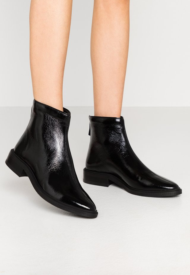 PRIME GLAZE BOOT - Classic ankle boots - black