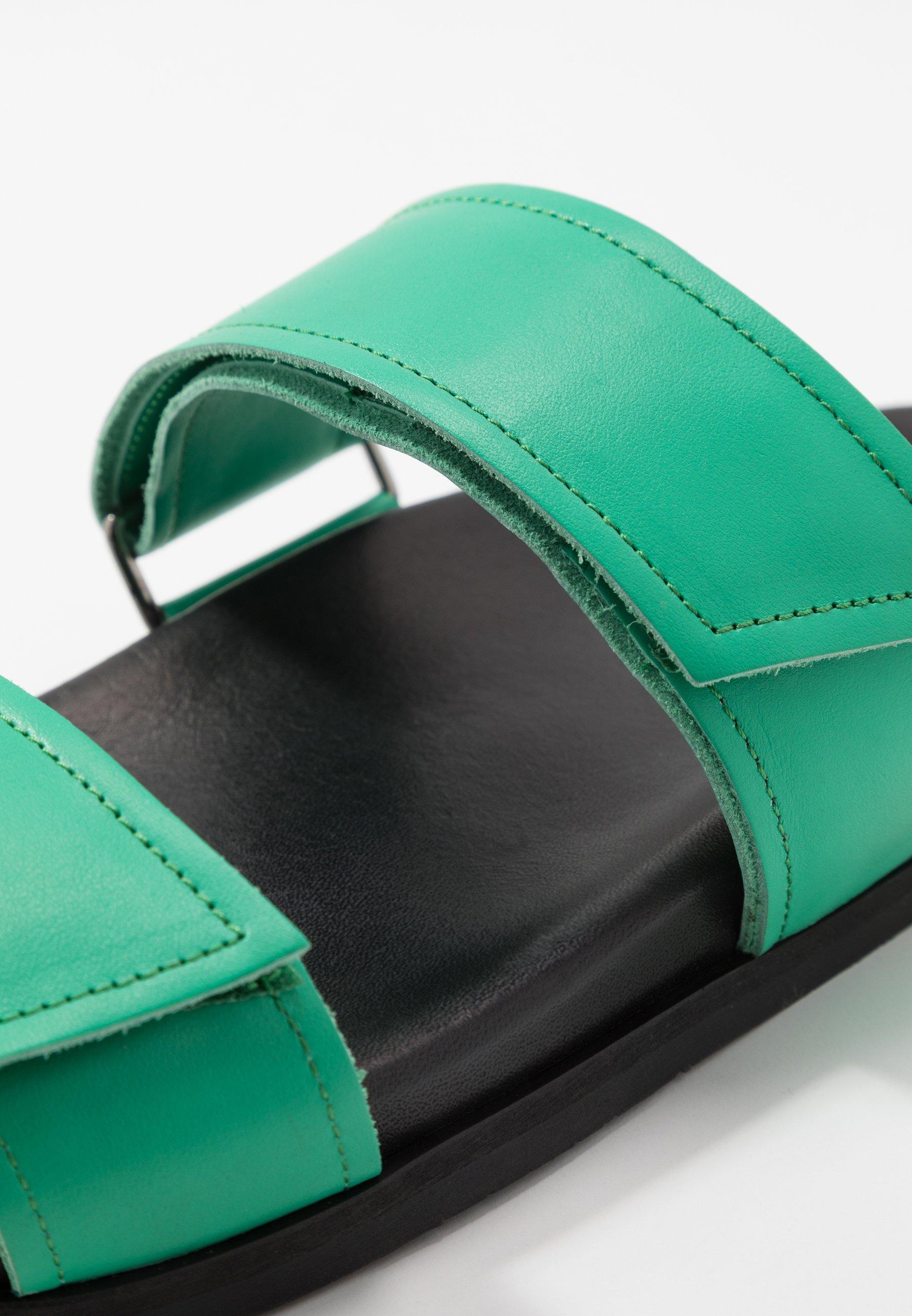 ROUTE STRAP Slip ins green