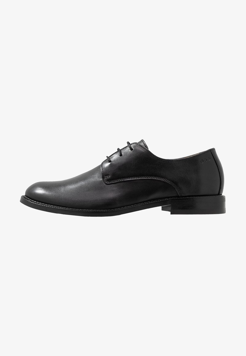 Royal RepubliQ - ALIAS CLASSIC DERBY SHOE - Smart lace-ups - black