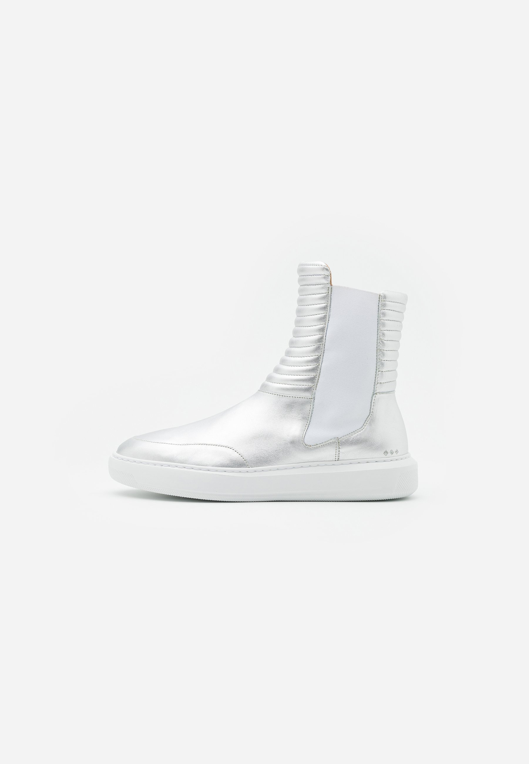 Silverfärgade Herrskor   Köp skor online på Zalando.se