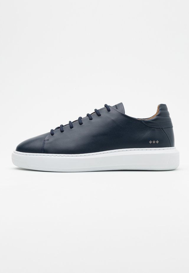 COSMOS DERBY SHOE - Sporty snøresko - navy