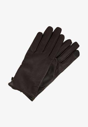 GROUND GLOVE TOUCH WOMEN - Fingerhandschuh - brown