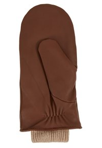 Royal RepubliQ - GROUND MITTENS - Fäustling - cognac - 2