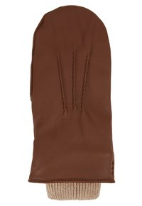 Royal RepubliQ - GROUND MITTENS - Fäustling - cognac - 1