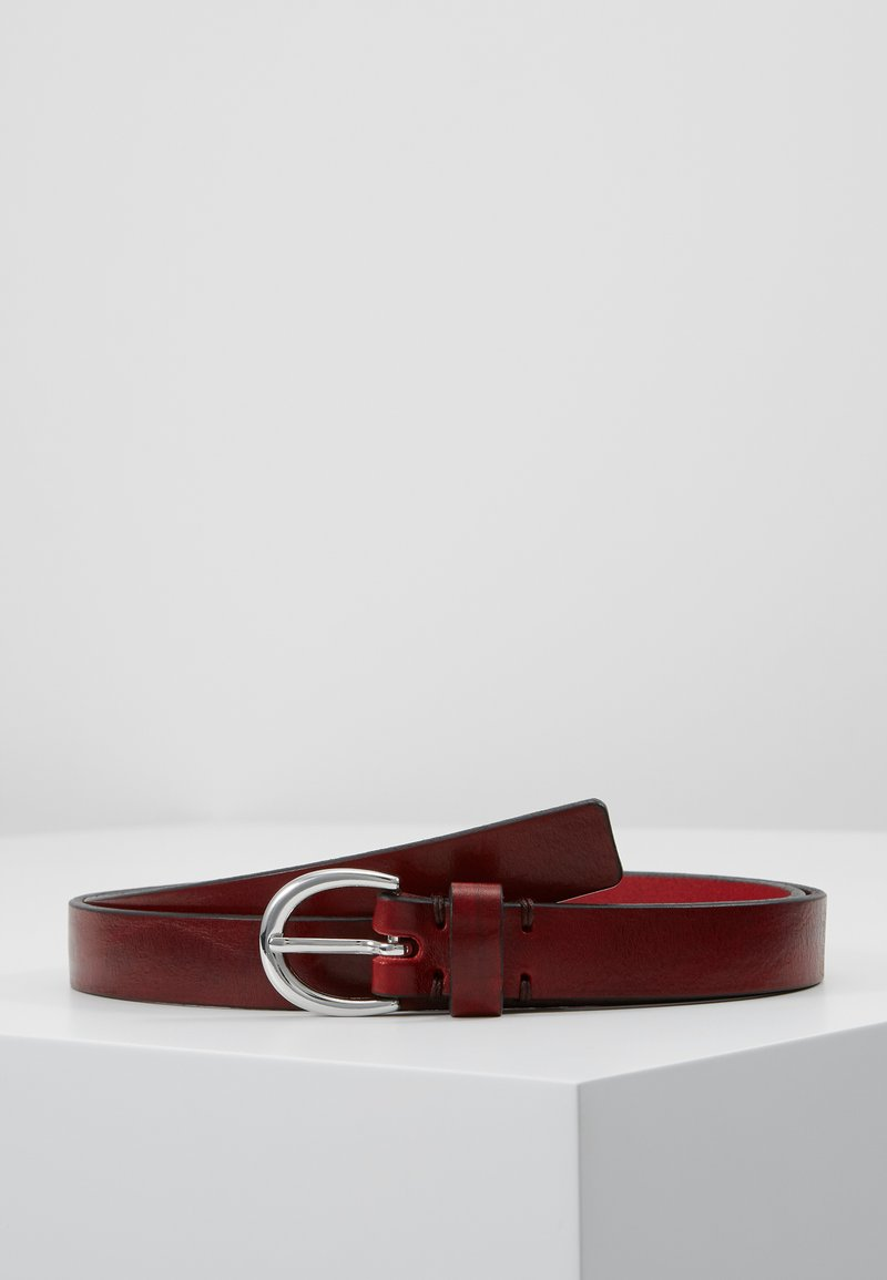 Royal RepubliQ - TOWN BELT - Gürtel - oxblood