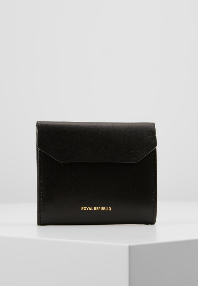 EMPRESS WALLET - Portemonnee - black