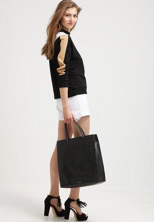 MEL - Shoppingväska - black