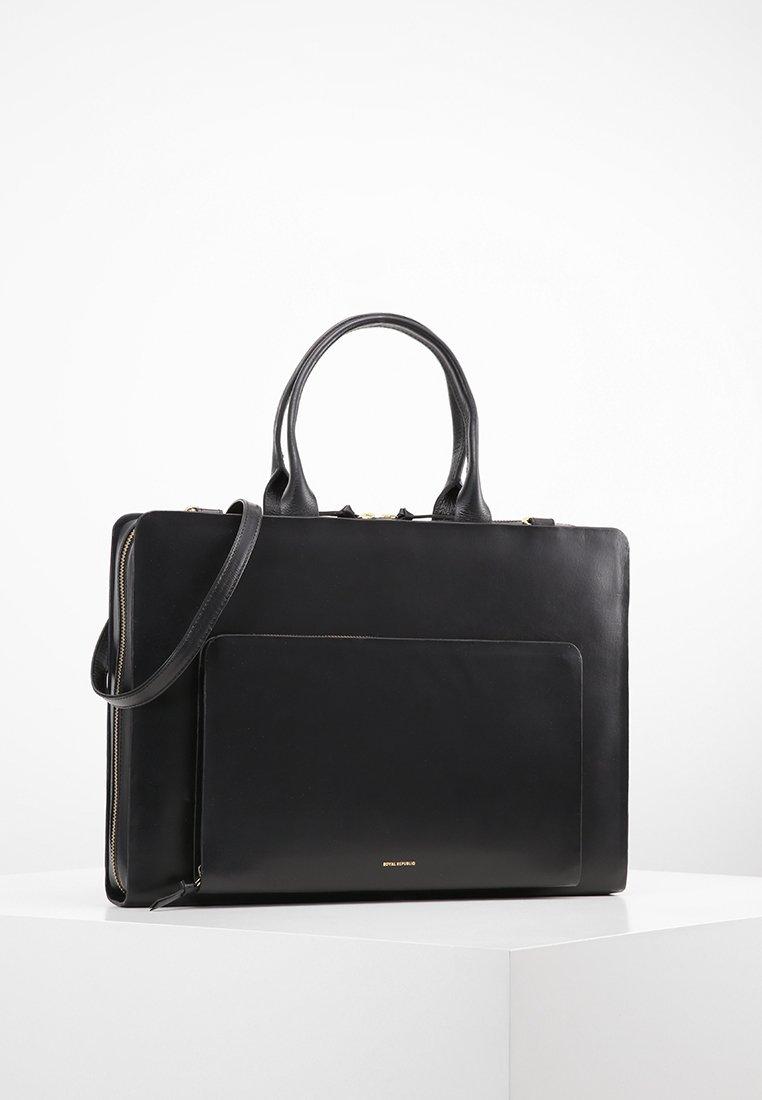 Royal RepubliQ - GALAX DAY - Briefcase - black