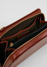 Royal RepubliQ - GALAX EVE BAG - Across body bag - cognac - 4