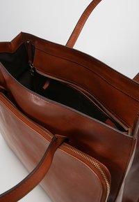 Royal RepubliQ - MEL - Tote bag - cognac - 4