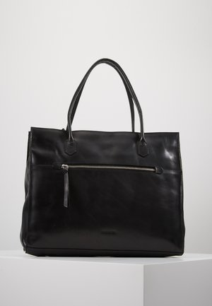 METROPOLIS SHOPPER - Borsa porta PC - black