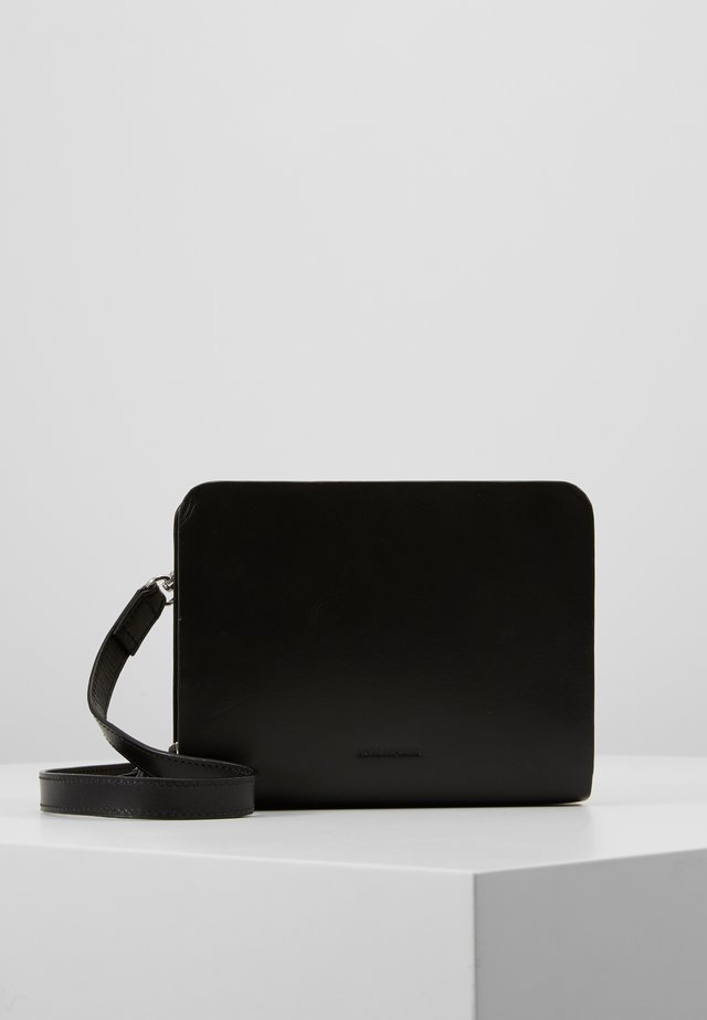 GALAX ECHO EVENING BAG - Sac bandoulière - black