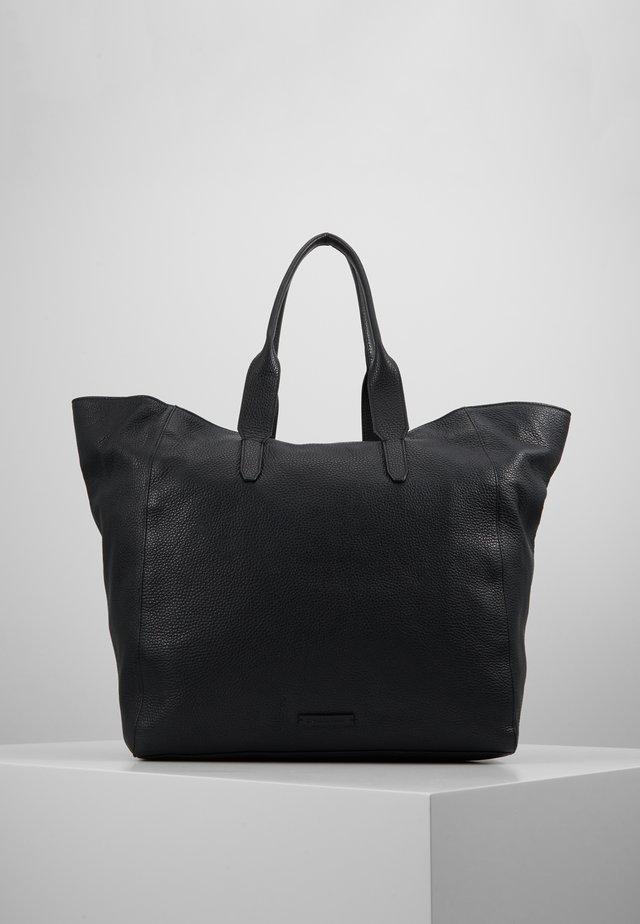 LIBERTY MAXI - Shopping bag - black