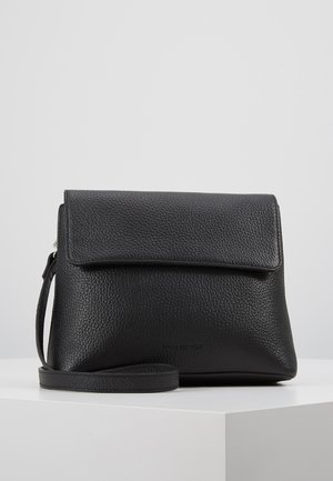 PURE EVENING BAG - Torba na ramię - black