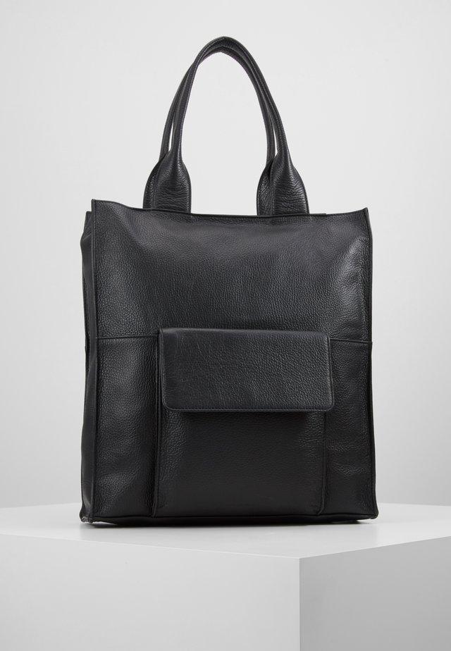 PURE TOTE - Shoppingväska - black