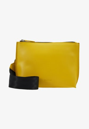 STORM EVENING BAG - Bandolera - yellow