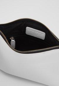 Royal RepubliQ - STORM EVENING BAG - Across body bag - white - 4