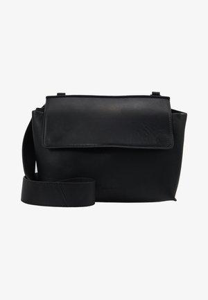 ELITE EVENING BAG - Bandolera - black