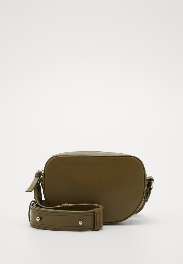 ALLURE MINIATURE BAG - Across body bag - olive