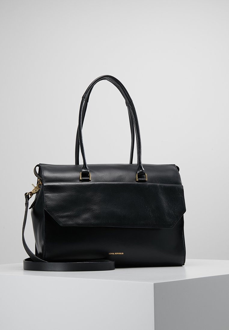 Royal RepubliQ - EMPRESS DAY BAG - Håndtasker - black