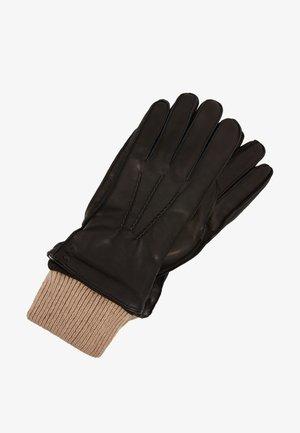 EXPLORER GLOVES - Gloves - black