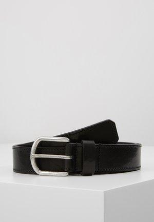 CAPITAL BELT - Belt - black