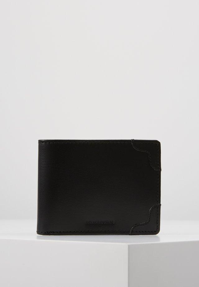 NEW CONDUCTOR WALLET - Geldbörse - black