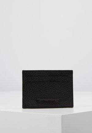 SEEKER CARDHOLDER - Peněženka - black