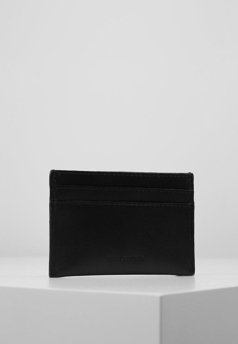 Royal RepubliQ - STORM CARDHOLDER - Business card holder - black