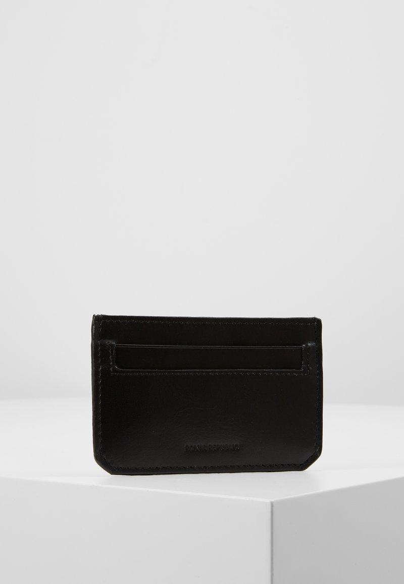 Royal RepubliQ - THUNDER CARDHOLDER - Peněženka - black