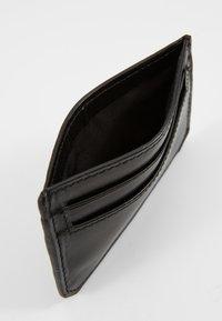 Royal RepubliQ - THUNDER CARDHOLDER - Peněženka - black - 5