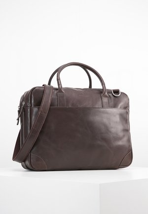 EXPLORER - Attachetasker - dark brown