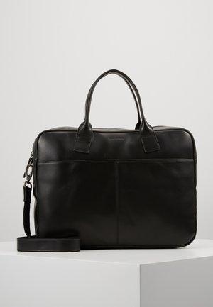 BULLET LAPTOP BAG - Attachetasker - black