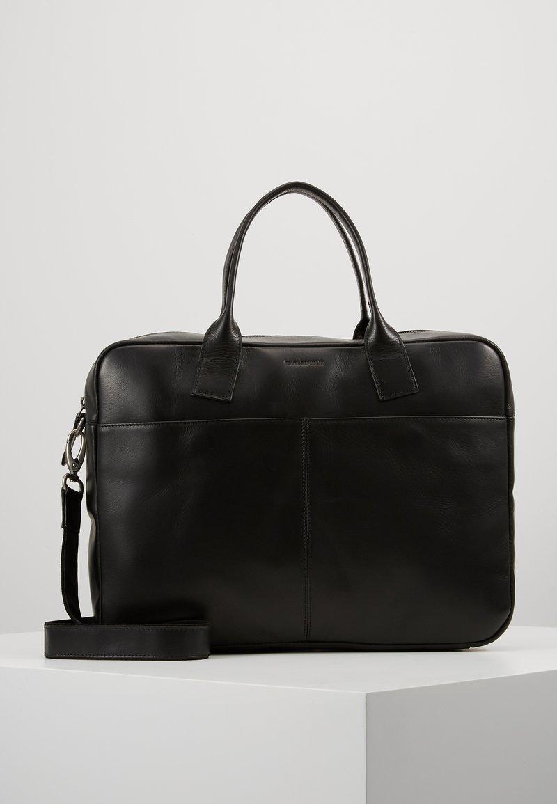 Royal RepubliQ - BULLET LAPTOP BAG - Briefcase - black