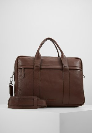 SEEKER DAY BAG - Aktentasche - brown