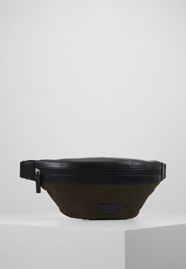 VERGE CROSSBODY BUMBAG - Bum bag - olive