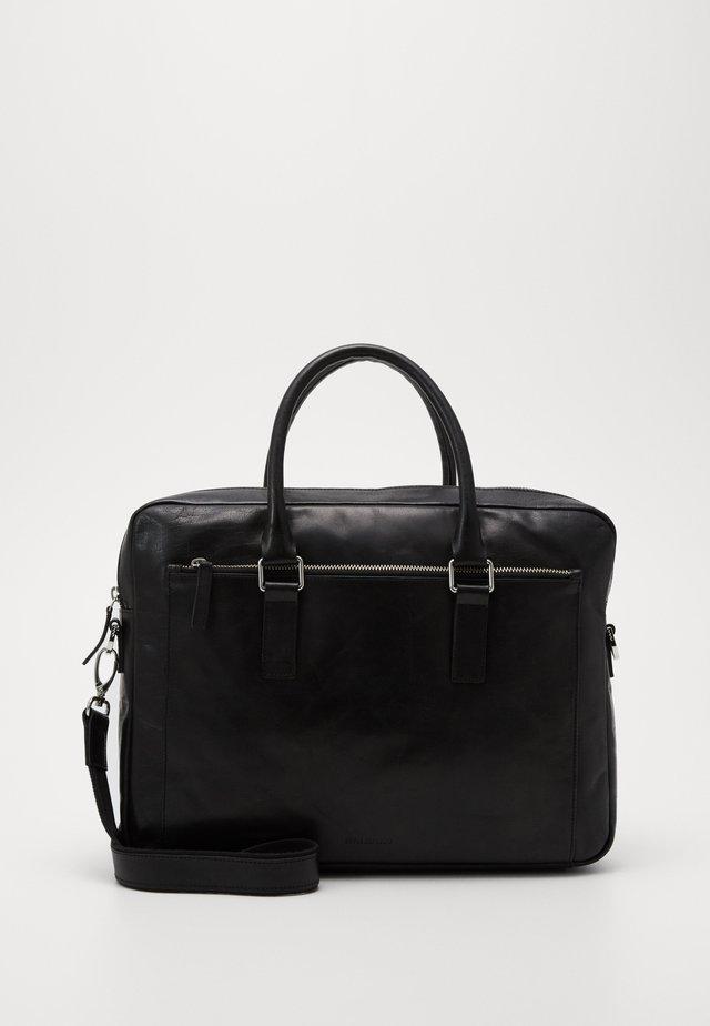 FOCUS LAPTOP BAG - Attachetasker - black