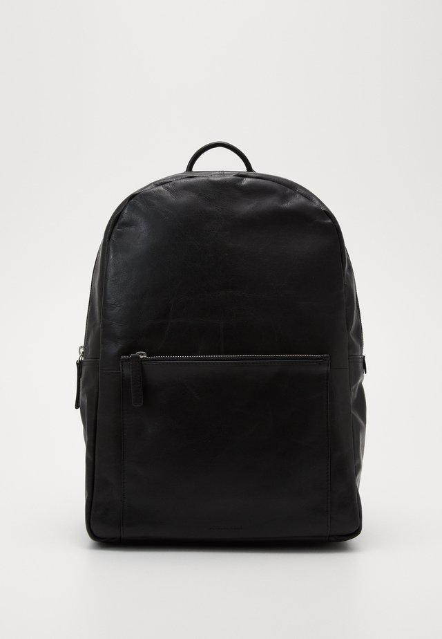 FOCUS BACKPACK - Reppu - black
