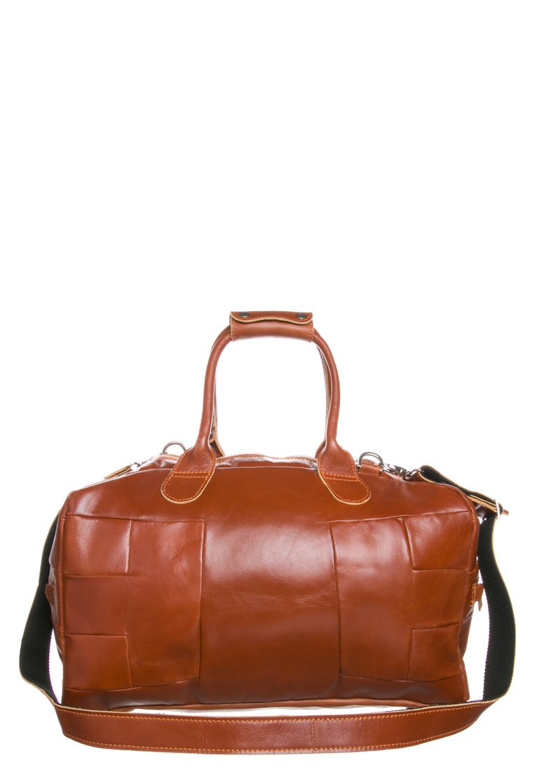 Royal RepubliQ - BALL BAG - Weekend bag - cognac