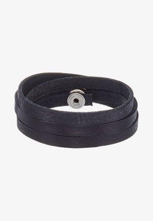 SPIRAL BRACELET - Bracelet - black