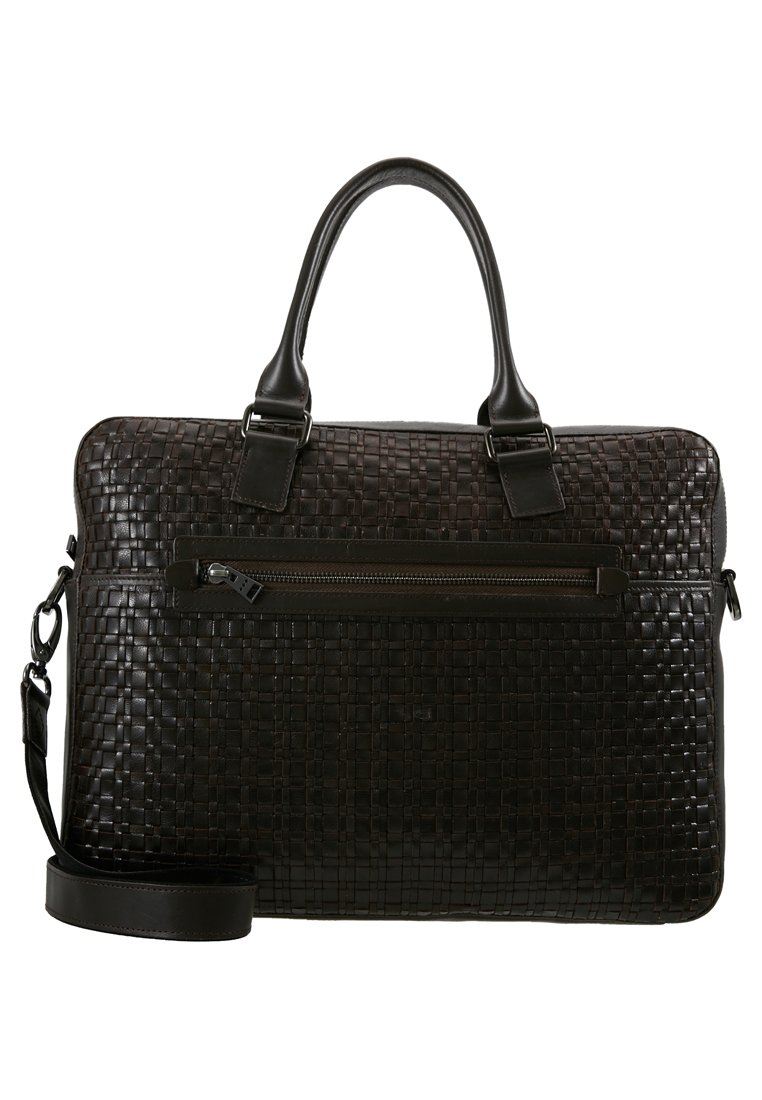 Royal RepubliQ - LEAGUE DAY BAG - Briefcase - brown