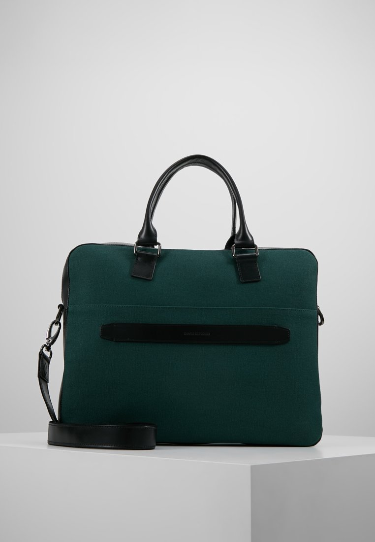 Royal RepubliQ - FJORD DAY BAG - Stresskoffert - green