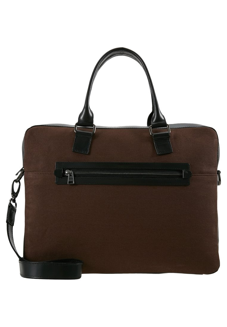 Royal Republiq Fjord Day Bag - Aktentasche Brown Black Friday