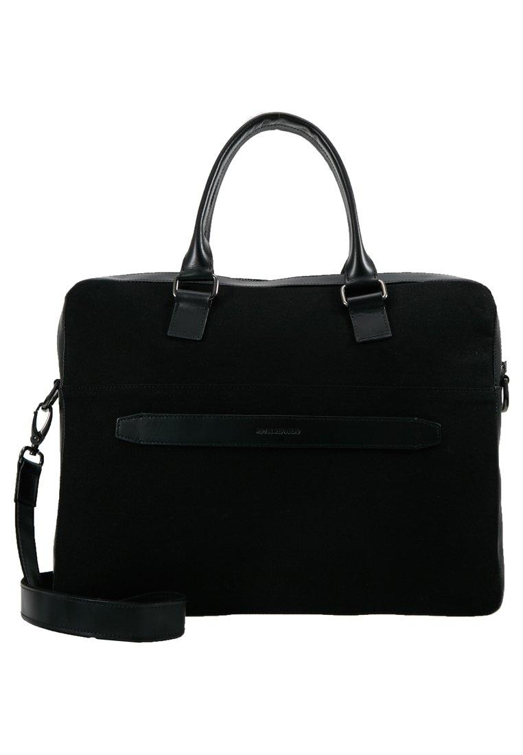 Royal RepubliQ - FJORD DAY BAG - Briefcase - black