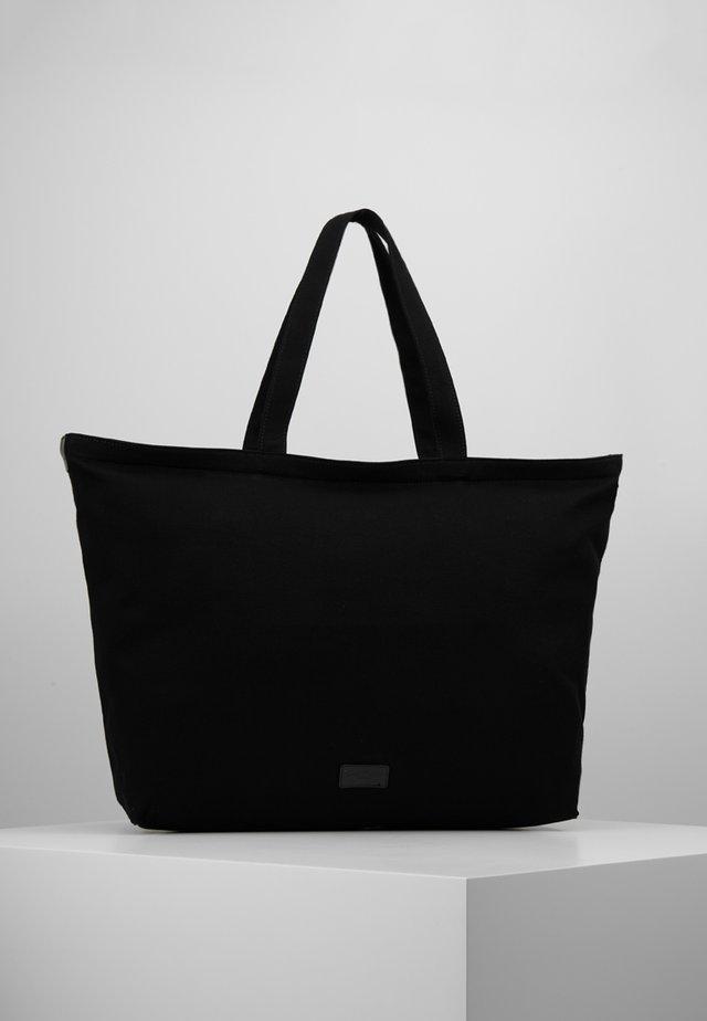 FJORD - Shoppingveske - black