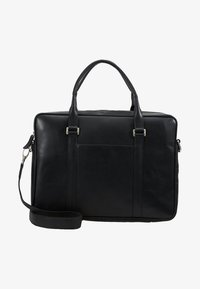 Royal RepubliQ - PIONEER SINGLE DAY BAG - Briefcase - black - 7