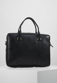 Royal RepubliQ - PIONEER SINGLE DAY BAG - Briefcase - black - 0