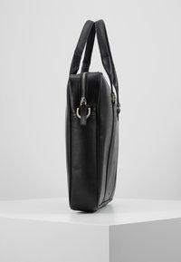 Royal RepubliQ - PIONEER SINGLE DAY BAG - Briefcase - black - 3