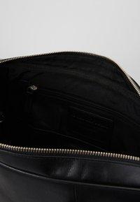 Royal RepubliQ - PIONEER SINGLE DAY BAG - Briefcase - black - 5